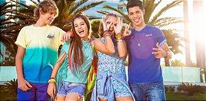 ◼ Kit Fakini Juvenil - Composto por:15 Peças, Sendo: Conjuntos, Vestidos e Avulsas.