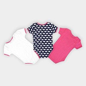 ◼ Kit Marlan Body´s Baby - Composto por: 25 peças, Grade: P/M/G, Sendo: Body´s e Calças. IMAGENS ILUSTRATIVAS