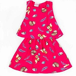 ◼ Kit Abrange Vestidos - Composto por: 20 peças, Grade: 01 ao maior.
