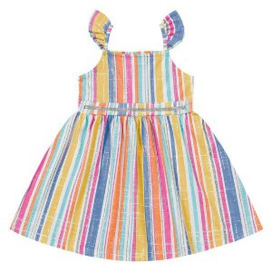 ◼ Kit Fakini Kids - Composto por: 100 peças, Grade: P ao 10, Sendo: Conjuntos e Vestidos. IMAGENS ILUSTRATIVAS