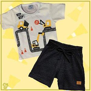 ◼ Kit DOCE FOLIA!!- Composto por: 50 peças, Grade: 01 ao 10, Sendo: Conjuntos e Vestidos - CÓD. 192 - IMAGENS ILUSTRATIVAS