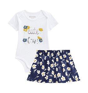 ◼ Kit Brandili Baby - Composto por: 30 peças, Grade: RN ao G, Sendo: Conjuntos e Avulsas. IMAGENS ILUSTRATIVAS