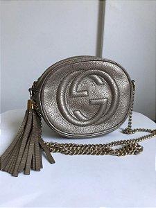 Gucci Soho Metalizada