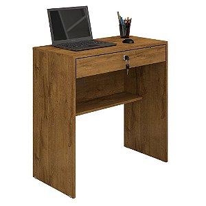 Mesa de Computador com chave 1 Gaveta Andorinha Nobre JCM Movelaria
