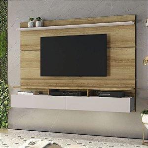 Painel Para TV Até 65 Polegadas Êxito Noronha/OffWhite JCM