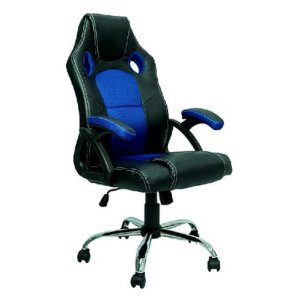 Cadeira Gamer Slim X3 Azul