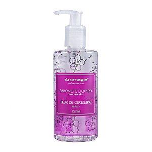 Aromagia- Sabonete Líquido Flor de Cerejeira - 250ml