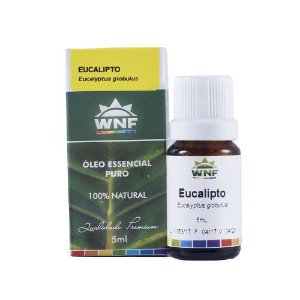 WNF - Óleo Essencial Eucalipto - 5ml