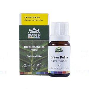 WNF - Óleo essencial Cravo e Folha - 5ml