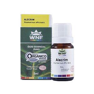 Wnf - Óleo Essencial Alecrim 5ml