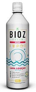 Detergente Lava-Louças Neutro(frasco) - Bioz 600ml