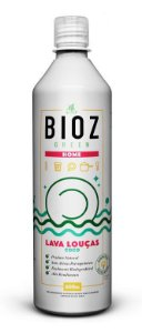 Detergente Lava-Louças Coco (frasco) - Bioz 600ml