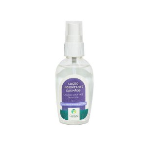 Loção Higienizante Lavanda e Tea Tree 60ml