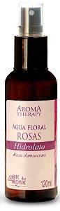 Água Floral Rosas 120ml