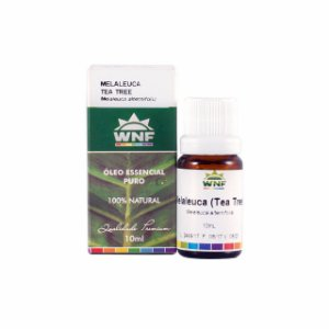 WNF - Óleo essencial melaleuca (tea tree) - 10ml