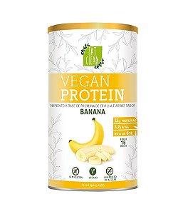Proteína Vegana - Vegan Protein Banana Eat Clean - 450g