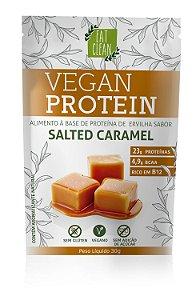 Sachê Proteína Salted Caramel Eat Clean - 30g - Vegana