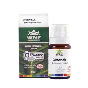 Óleo essencial citronela WNF - 10ml