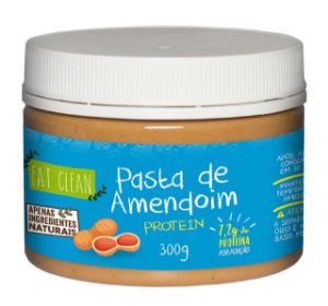Pasta de Amendoim Protein Eat Clean - 300g