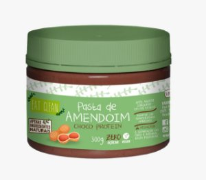 Pasta de Amendoim Choco Protein Eat Clean - 300g
