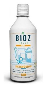 Detergente Baby Neutro (frasco) - BIOZ 400ml