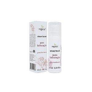 Sérum Facial Pura Hidratação 15ml  – Linha Vegana