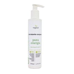 Hidratante Corporal Pura Energia 200ml - Linha Vegana