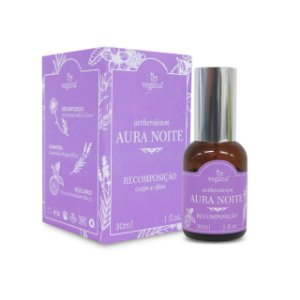 Spray Aura Noite 30ml - Linha Vegana WNF