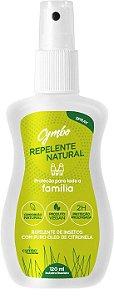 Repelente Spray Família 120ml Cymbo