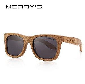 e873b8b62793b Óculos de Sol Masculino Bambu Retrô - MACHO ALFA CLUB
