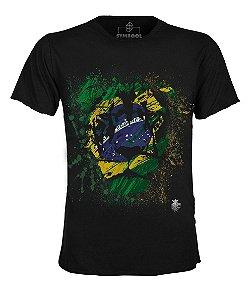 T-Shirt Copa Lion Flag
