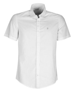 Camisa basis short branco