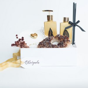 Gift Box Ouro