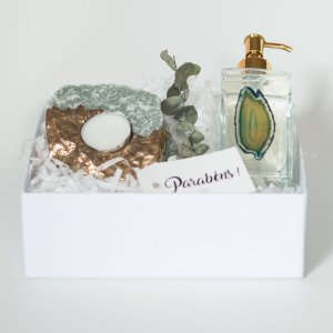 Gift Box Quartzo Verde