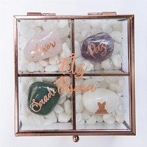 Caixa dos Desejos - Feliz Páscoa