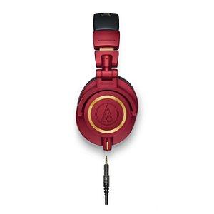 Audio Technica ATH-M50xRD - Edição Limitada