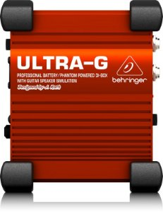 Behringer Ultra-G GI-100