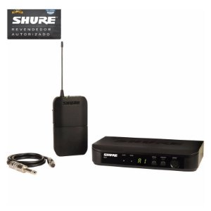 Shure BLX14BR-J10 Sistema S/Fio Para Instrumento