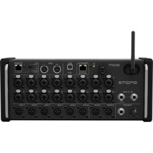 Midas MR18 - Mixer Digital de Rack com 18 entradas