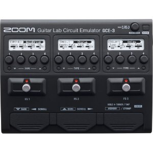 Zoom GCE-3 Guitar Lab Circuit Emulator