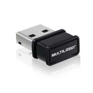Adaptador USB Wireless Multilaser 150Mbps - RE035