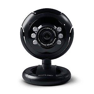 Multilaser Webcam Night Vision 16.0 megapixel (Interpolados) Wc045 Multilaser Webcam Night Vision 16.0megapixel (Interpolados) Wc045