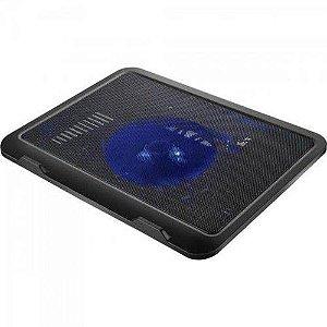 Suporte Para Notebook Com Cooler Acoplado Ac263 Preto Multilaser