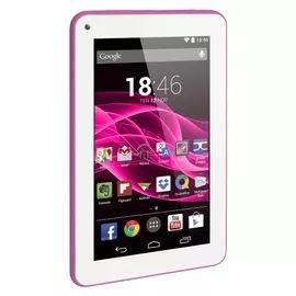 """Tablet Multilaser M7s Rosa Quad Core Android 4.4 Kit Kat Dual Câmera Wi-Fi Tela Capacitiva 7"""" Memória 8gb - Nb186"""