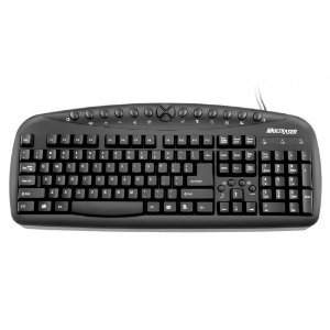 Teclado Super Multimídia Usb Preto Multilaser Tc081