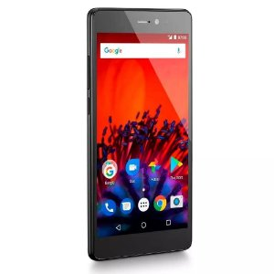 Smartphone Ms60f Plus 4g Tela 5,5 Sensor De Impressao Digital 2gb Ram Dual Chip Android 7 Multilaser Preto/Prata - P9057