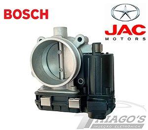 Corpo de borboleta - TBI Jac Motor T6 2.0 16v Flez - F01R00Y058