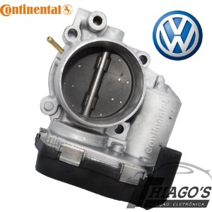 Corpo de Borboleta- TBI VW JETTA 2.0/ 8V ASPIRADO 2011/ 2014 /A2C53399419