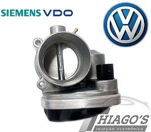 Corpo de borboleta - TBI Volkswagen Gol / Fox / Polo / Golf 1.6 Flex - 032133062 / 408238373003