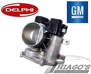 Corpo De Borboleta - TBI GM Meriva / Corsa / Montana / Prisma / Fiat Stilo / Idea 1.4 e 1.8 Flex - 94705388 / 24579417